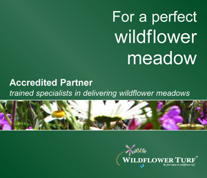 Accredited partners for Wildflower Turf